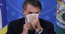PSDB quer obrigar Bolsonaro a usar máscara. STF decide. E a corda…