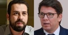 """Boulos tenta """"lacrar"""" e toma invertida de Mário Frias"""