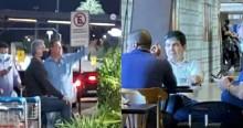 """Aziz e Randolfe: Nunca antes, o termo """"desmascarar"""" foi tão apropriado (veja o vídeo)"""