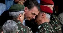 Em discurso forte, Bolsonaro diz que Forças Armadas podem ser acionadas para reestabelecer a normalidade no Brasil (veja o vídeo)