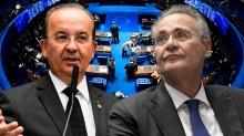 """""""Renan Calheiros não é uma pessoa que o Brasil respeite"""", detona senador Jorginho Mello (veja o vídeo)"""