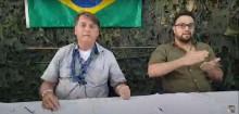 """Sensacional: Imitando Lula, Bolsonaro critica """"ladrão"""" sobre mentiras e falsas promessas (veja o vídeo)"""