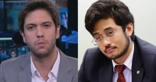 """Kim toma """"surra"""" de Coppolla em debate e """"chora"""" na web (veja o vídeo)"""