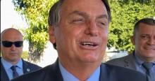 """Aos risos, Bolsonaro detona Kakay e debocha das manifestações esquerdistas: """"Faltou erva para o movimento"""" (veja o vídeo)"""