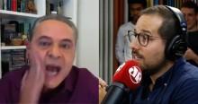 """Comentarista da Jovem Pan destrói comentário """"hipócrita"""" de Luís Roberto (veja o vídeo)"""