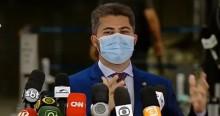 """Marcos Rogério sobe o tom e diz que a CPI se transformou em um """"ambiente para destilar ódio"""" (veja o vídeo)"""