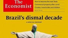 Brasil dá tapa na cara do The Economist!
