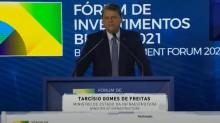 """Tarcísio """"põe fogo"""" na """"esquerdalha"""" e manda forte recado: """"O Brasil vai dar certo!!"""" (veja o vídeo)"""