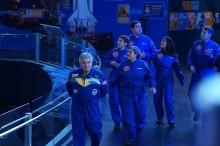 Ministro astronauta vai ao espaço de novo... desta vez com Lucicreide na Globo Filmes