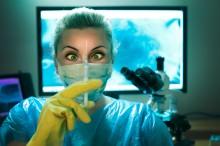 """""""Preparem o braço""""- a ciência está chegando!"""