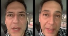 "Lacombe desabafa após ter seu canal roubado por ""bandidos"" (veja o vídeo)"