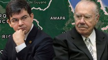 Randolfe Rodrigues, José Sarney... Seria o Amapá o estado de 'aluguel' dos políticos? (veja o vídeo)