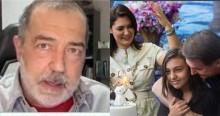 """Filósofo """"esquerdopata"""" que chamou Jesus de """"pedófilo"""" diz que Conselho Tutelar deve tirar Laurinha de Bolsonaro"""