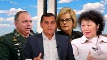 """AO VIVO: CPI quebra sigilo de general / Governadores """"blindados"""" pelo STF? (veja o vídeo)"""