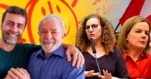 """AO VIVO: Líderes da esquerda se reúnem no Rio para """"tramar"""" volta ao poder custe o que custar (veja o vídeo)"""
