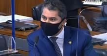 """Marcos Rogério denuncia reuniões secretas na CPI: """"Querem impor a decisão deles"""" (veja o vídeo)"""