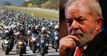 """Lula dá """"chilique"""" ao ver sucesso de Bolsonaro em SP e leva resposta desmoralizante (veja o vídeo)"""