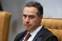 Ministro Barroso do STF larga a toga e vai para a articulação política