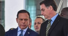 """Bolsonaro desafia Doria a testar popularidade: """"Organiza um passeio de moto lá, vê se vai alguém ver"""" (veja o vídeo)"""