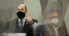 """URGENTE: Witzel """"foge"""" da CPI após ser indagado sobre respiradores (veja o vídeo)"""