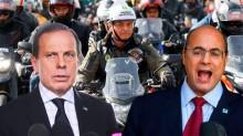 AO VIVO: Witzel e a 'milícia do Covidão' / Bolsonaro dá prejuízo para bandidagem (veja o vídeo)