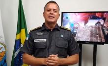 """Coronel da PM faz apelo ao STF e desabafa: """"Não posso aceitar enterrar policiais militares executados por criminosos"""" (veja o vídeo)"""