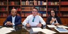 """Bolsonaro garante: """"Tenho certeza que fui eleito em 1° Turno em 2018"""" (veja o vídeo)"""