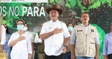 """Malafaia mostra grande recepção a Jair Bolsonaro e questiona: """"É esse aí que não tem prestígio""""? (veja o vídeo)"""
