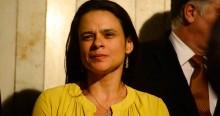 """Janaína ironiza a hipocrisia das manifestações de esquerda: """"Ridículas! Só falta escrever: aglomeração do bem"""""""