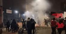 """Violência, fogo e quebra-quebra marcam o fim das """"manifestações do bem"""" em São Paulo  (veja o vídeo)"""
