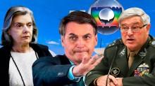 AO VIVO: Bolsonaro esculacha Globo / Carmem Lucia dá cinco dias para Defesa explicar sigilo do Exército (veja o vídeo)
