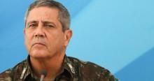 """Braga Netto rompe o silêncio: """"Podem contar com as Forças Armadas para manter a independência dos Poderes"""" (veja o vídeo)"""