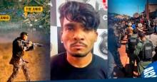 AO VIVO: Caso Lázaro Barbosa: Bandidolatria e Justiça - Caçada ao serial killer (veja o vídeo)