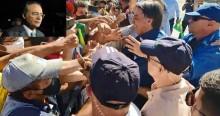 """Bolsonaro convida Renan Calheiros a ir para o meio do povo: """"Não tem culhão pra isso"""""""