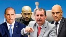 AO VIVO: CPI quer prender Onyx e convocar Bolsonaro / Daniel Silveira preso novamente (veja o vídeo)