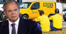 """Paulo Guedes enaltece o caminho aberto para privatização da Eletrobrás e avisa: """"Vem aí os Correios também"""""""