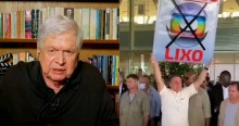 A hora da verdade: Com visível medo de não ver concessão da Globo renovada, Boni destila narrativa duvidosa (veja o vídeo)