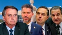 AO VIVO: O alerta de Bolsonaro / Estelionatários na CPI? / Malafaia e o 24 na CBF (veja o vídeo)