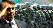"""Bolsonaro volta a alertar sobre decreto que 'seria cumprido': """"Eu tenho as Forças Armadas"""" (veja o vídeo)"""