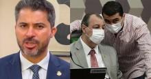 """Marcos Rogério rebate baixarias """"tóxicas"""" de Aziz e expõe """"mentiras"""" de Luís Miranda (veja o vídeo)"""