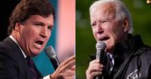 Tucker Carlson espionado pelo governo Biden? Não seria surpresa alguma...