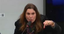 Bia Kicis põe o dedo na ferida, desdenha da falta de memória da esquerda e critica a interferência do STF (veja o vídeo)