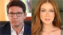Secretário de Cultura expõe hipocrisia da turma do 'Fique em Casa' em festa de atriz da Globo