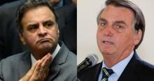 """Bolsonaro faz revelação bombástica, diz ter provas e dispara: """"Houve fraude em 2014, Aécio foi eleito"""" (veja o vídeo)"""