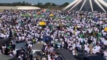Em defesa da legalização do porte e posse de armas, multidão toma conta de Brasília (veja o vídeo)
