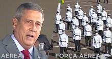 Em discurso histórico, General Braga Netto garante que Forças Armadas estão prontas para garantir a liberdade (veja o vídeo)
