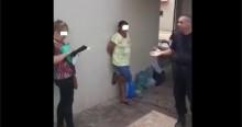 Vídeo de pesquisadora do Datafolha entrevistando em porta de cadeia volta a viralizar (veja o vídeo)