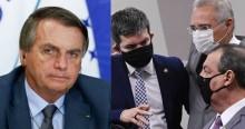 """Sem as mordaças da censura, Eustáquio escancara o """"golpe"""" de Renan, Aziz e Randolfe (veja o vídeo)"""