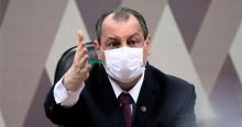 Gravíssimo: Omar Aziz volta a dar chilique em CPI e chama Bolsonaro de agressor de mulheres (veja o vídeo)