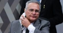 Renan ultrapassa todos os limites da insanidade em novo ataque ao presidente